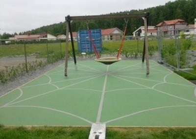 Spindelnät, Eskilstuna