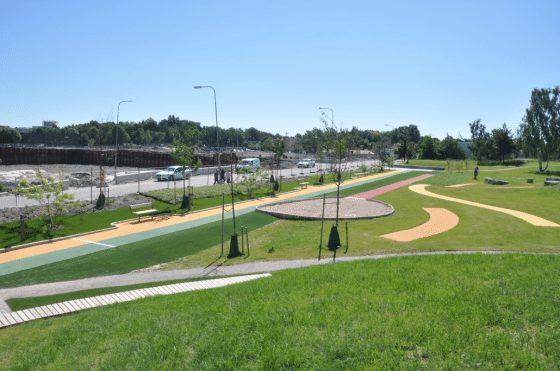 Bromma Park, Lönneberga