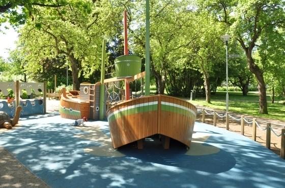 Stadsparken, Uppsala
